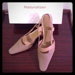 Naturalizer Strappy Heel